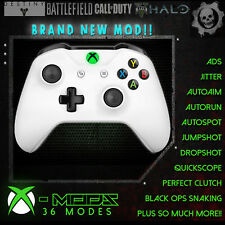 XBOX ONE RAPID FIRE CONTROLLER - NEW MOD - BEST ON EBAY! - Crete - Green LED