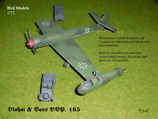 Blohm & Voss BVP 165   1/72 Bird Models Resinbausatz / resin kit