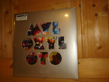 COLDPLAY Mylo Xyloto ORIGINAL EMI 180g LP ED1 2011 FOC NEW SEALED Gimmick Cover