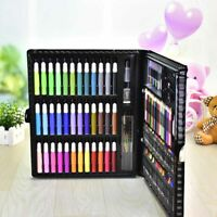 150 Pcs/Set Drawing Painting Kit with Box Brush Art Marker Water Color Pen Gift