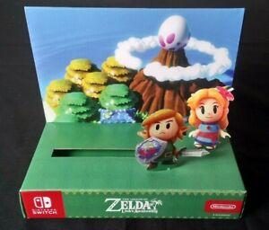 Legend of Zelda: Links Awakening - Shop Counter Diorama Display Stand *Sealed* A