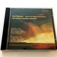 Carl Nielsen – Music For Wind And Piano (2009) New London Chamber Ensemble