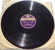 78 RPM  NORTH KOREA - FOLK MUSIC - KOREAN GRAMOPHONE RECORDS 50437