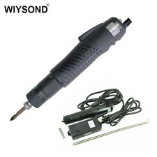 Electrical Torque Power Screwdriver Screw Driver Power Supply & 2 plug
