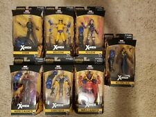 Hasbro Marvel Legends X-Men Apocalypse Wave 2018 ALL 7 figures BRAND NEW