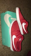 NIKE SB PORTMORE ULTRALIGHT ll GYM RED WHITE 905211-600 Youth 6.5
