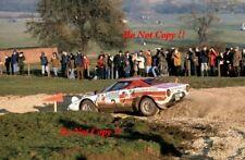 Sandro Munari Lancia Stratos HF Rally Rac 1974 fotografía 1