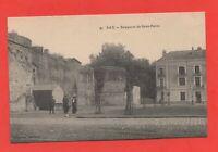 DAX - Les remparts de Saint Pierre   (J4217)