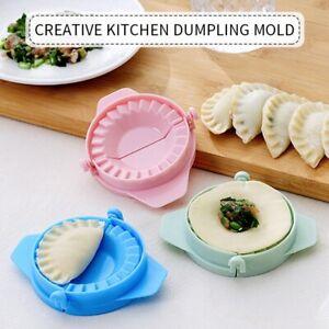 3X Dumpling Pierogi Pasties Ravioli Gyoza Dough Cutter Maker Mould DIY Tool..
