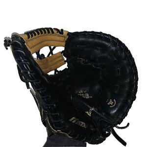 Mizuno GFX 100 RHT GFlex Power Close Black Glove US Steerhide