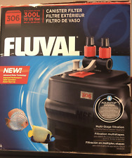 NEW Fluval 306 Canister Filter 300L 70 US Gal
