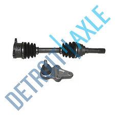 Chevy/Suzuki/Geo Front Driver Side CV Axle Shaft + Lower Ball Joint