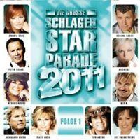 DIE GROSSE SCHLAGER STARPARADE 2011 CD NEU