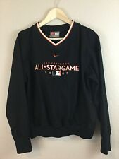 Nike san francisco giants 2007 All star game pullover jacket/windbreaker Large