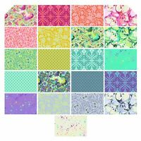 PINKERVILLE 21 fqs TULA PINK fabric quilting sewing UNICORN fat quarters