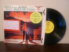 LP Country Golden Hit Parade Starday 2 LP's Free Shipping USA only