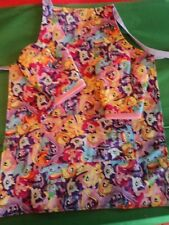 Children's MY LITTLE PONY Oven Mitts & Apron,Handmade,Quilted,Lined,100% Cotton