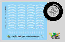 [FFSMC Productions] 1/18 Decals Englebert markings for tyres (small size)