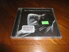 Dave Hollister - Witness Protection CD - Contemporary R&B Gospel - Blackstreet