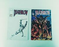 Image Comics Deathblow #'s 8 Aug 10 Nov Excellent Condition