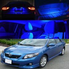 09-11 Toyota Corolla Xenon BLUE Interior LED Light Bulb (Map Dome Trunk Plate)