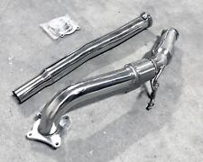 """Audi A3 8P / S3 8P / TTS 8J 3"""" Downpipe (2003-2012) with CAT"""