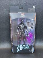 NEW Marvel Legends Walgreens Exclusive SILVER SURFER Obsidian w/ Mjolnir IN HAND