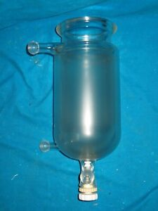 Reliance 2L Reaction Flask Dual Jacketed 2000ml
