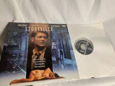 Storyville Laserdisc
