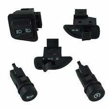 Motorcycle switch signal turn high / low beam light start button for Piaggio