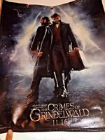 SDCC 2018 FANTASTIC BEASTS THE CRIMES OF GRINDELWALD PROMO SWAG BAG COMIC CON