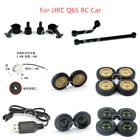 JJRC Q65 RC Car Spare Parts Charger/Motor/Replacement tires/Steering pull rod