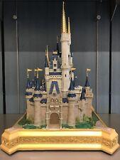Disney Parks Cinderella Castle Sculpture Big Medium Figure