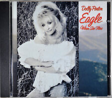 Eagle When She Flies by Dolly Parton [Canada - Columbia CCK46882 - CINRAM]- NM/M
