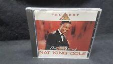 "Nat ""King"" Cole* – The Best Of Nat ""King"" Cole (CD, 1997, EMI)"