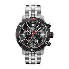 Tissot PRS200 Men's 42mm Chronograph Quartz Date Watch T0674172105100