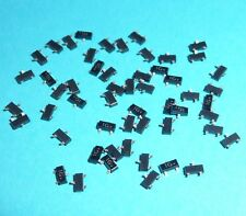 50x org. Infineon BC847C NPN Silicon AF Low noise Audio NF Transistor High SOT23
