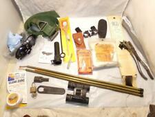 Gunsmith Drawer Lot - Cleaning Pads Binos .22 Rifle Magazine Tubes Kimber Tool &