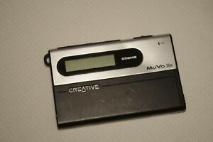 Creative  MUVO  Slim 256MB MP3 FM Player NO BATTERY --  A