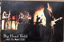 Big Head Todd And The Monsters Band Poster 12204