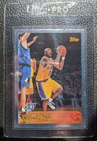 1996 TOPPS 50TH 138 KOBE BRYANT ROOKIE CARD LOS ANGELES LAKERS HOF NEAR MINT