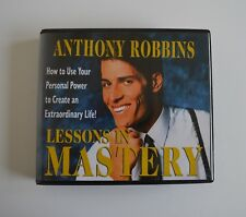 Lessons in Mastery - Anthony Robbins - Audiobook 6CD