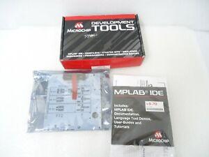 NEW Microchip Development MPLAB IDE, PIC MICROCONTROLLER PLATFORM 02-02290-1-R1