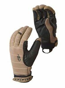KRYPTEK Gunslinger Glove (XL/TAN) Taupe 80014 touch