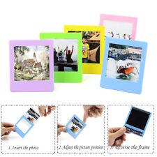 3 Inch Mini Desk Photo Frame for Fujifilm Instax SQ10 Camera Square Film 5pcs