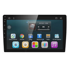 "10.1"" 10"" Car Android 7.1 1 Din Stereo Radio 4G WIFI GPS No-DVD Player Quad-Core"