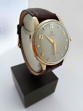 Gold Plated Case Dress/Formal OMEGA Wristwatches