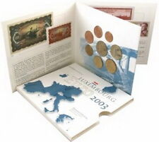 PROMOTION LUXEMBOURG EURO ANNEE 2003 QUALITE B.U  BLISTER NEUF LIRE L'ANNONCE
