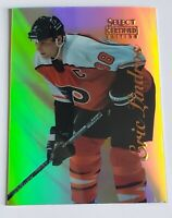 Eric Lindros 1996 Select Certified Edition #1 *MIRROR GOLD* /30 THE GREAT 88 HOF