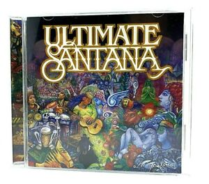 Santana Ultimate Santana CD